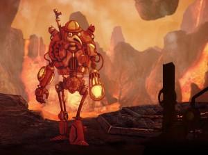 Mystiquest ROBOT